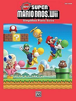 Notenblätter Super Mario Bros. Series Wiifor easy piano