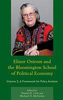 Fester Einband Elinor Ostrom and the Bloomington School of Political Economy von Daniel H. Cole, Michael D. McGinnis
