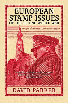 E-Book (epub) European Stamp Issues of the Second World War von David Parker