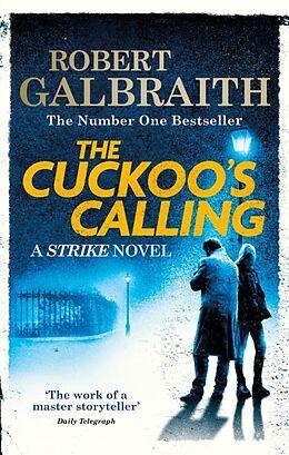 Kartonierter Einband The Cuckoo's Calling von Robert Galbraith