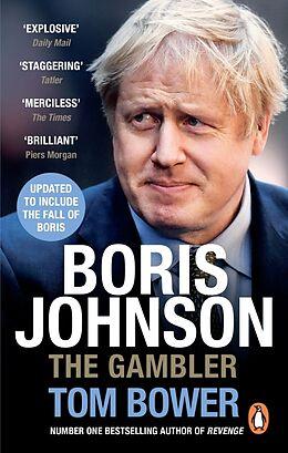 Kartonierter Einband Boris Johnson von Tom Bower