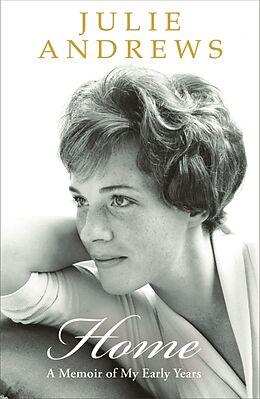 Kartonierter Einband Home von Julie Andrews