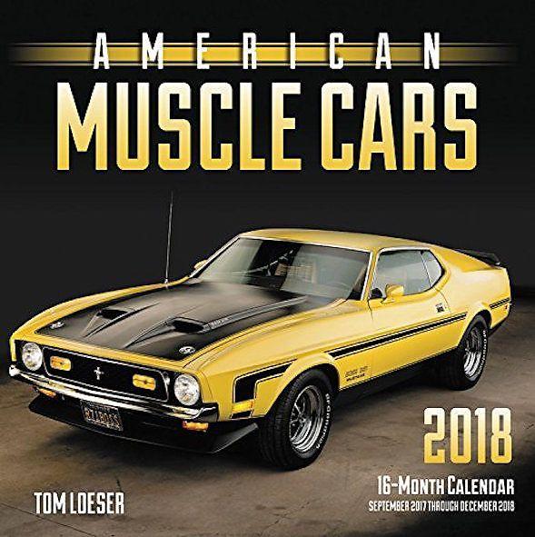 american muscle cars 2018 - - englische bücher kaufen   ex libris