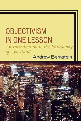 E-Book (epub) Objectivism in One Lesson von Andrew Bernstein