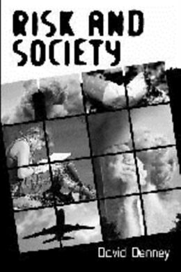 Fester Einband Risk and Society von David Denney
