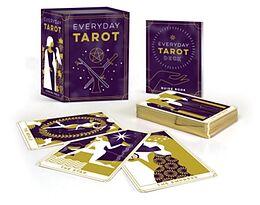 Set mit div. Artikeln (Set) Everyday Tarot Mini Tarot Deck von Brigit Esselmont