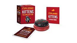 Kartonierter Einband Exploding Kittens: Talking Button von Exploding Kittens LLC