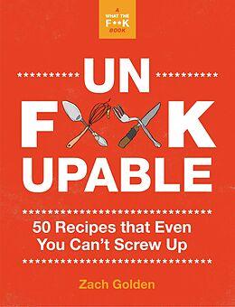 E-Book (epub) Unf*ckupable von Zach Golden