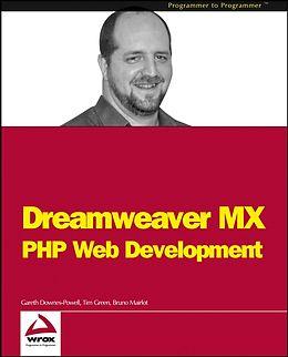 E-Book (pdf) Dreamweaver MX von Gareth Downes-Powell, Tim Green, Bruno Mairlot