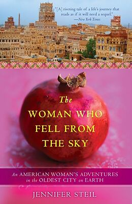 Poche format B The Woman Who Fell from the Sky von Jennifer Steil