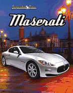 Kartonierter Einband Maserati von Robert Walker