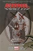 Kartonierter Einband Deadpool von Brian Posehn
