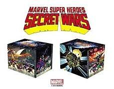 Fester Einband Marvel Super Heroes Secret Wars: Battleworld Box Set von Jim Shooter