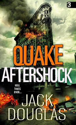 E-Book (epub) Quake: Aftershock von Jack Douglas