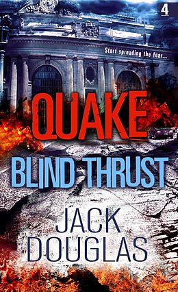E-Book (epub) Quake: Blind Thrust von Jack Douglas