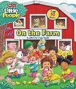 Pappband, unzerreissbar Fisher-Price Little People: On the Farm von Matt Mitter