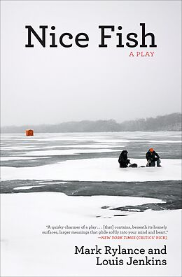 E-Book (epub) Nice Fish von Mark Rylance, Louis Jenkins