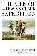 Kartonierter Einband The Men of the Lewis and Clark Expedition von Charles G. Clarke