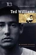 Kartonierter Einband Ted Williams von Michael (Professor of English, Columbia University, USA) Seidel