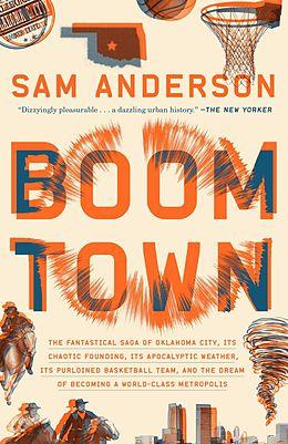 E-Book (epub) Boom Town von Sam Anderson