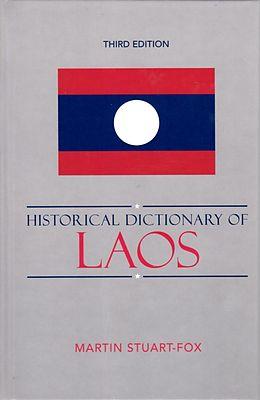 E-Book (epub) Historical Dictionary of Laos von Martin Stuart-Fox