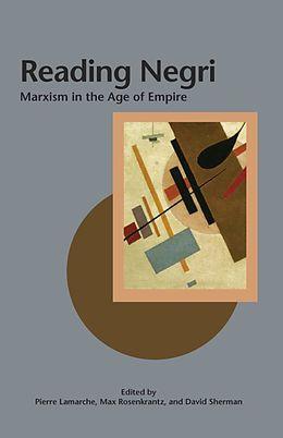 E-Book (epub) Reading Negri von Pierre Lamarche, David Sherman, Max Rosenkrantz