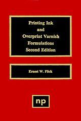 Printing Ink And Overprint