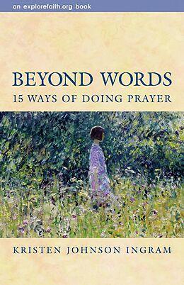 E-Book (epub) Beyond Words von Kristen Johnson Ingram