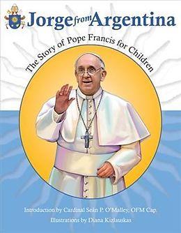 E-Book (epub) Jorge from Argentina von Marlyn Monge Sr.
