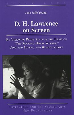 Fester Einband D. H. Lawrence on Screen von Jane Jaffe Young