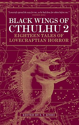 E-Book (epub) Black Wings of Cthulhu (Volume Two) von John Shirley, Caitlin R. Kiernan