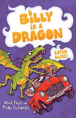 E-Book (epub) Billy is a Dragon 4: Eaten Alive! von Nick Falk