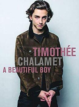 Kartonierter Einband Timothee Chalamet A Beautiful Boy von Plexus