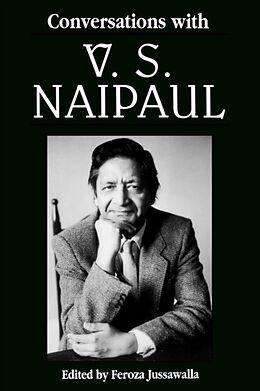 Kartonierter Einband Conversations with V. S. Naipaul von