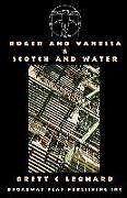 Kartonierter Einband Roger and Vanessa & Scotch and Water von Brett C. Leonard