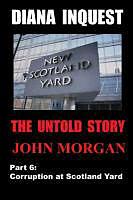 Kartonierter Einband Diana Inquest: Corruption at Scotland Yard von John Morgan