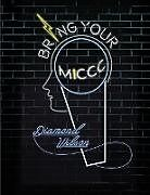 Kartonierter Einband Bring your MICCC-Image von Diamond Wilson