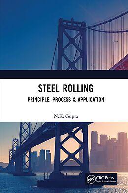E-Book (epub) Steel Rolling von N. K. Gupta