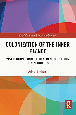 eBook (pdf) Colonization of the Inner Planet de Adrian Scribano