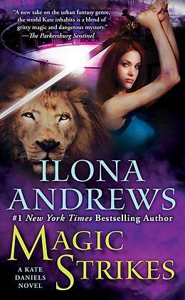 E-Book (epub) Magic Strikes von Ilona Andrews
