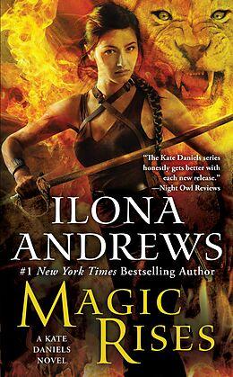 E-Book (epub) Magic Rises von Ilona Andrews