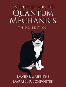 Fester Einband Introduction to Quantum Mechanics von Darrell F. Schroeter, David J. Griffiths