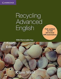 Kartonierter Einband Recycling Advanced English von Clare West