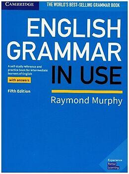 Kartonierter Einband English Grammar in Use Book with Answers von Raymond Murphy