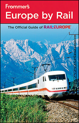E-Book (epub) Frommer's Europe by Rail von Amy Eckert, Dardis McNamee, Christopher N. Anderson