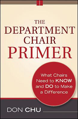 E-Book (epub) Department Chair Primer von Don Chu