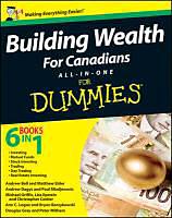 Kartonierter Einband Building Wealth All-in-One For Canadians for Dummies von Bryan Borzykowski, Andrew Bell, Matthew Elder