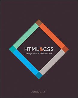 E-Book (pdf) HTML and CSS von Jon Duckett