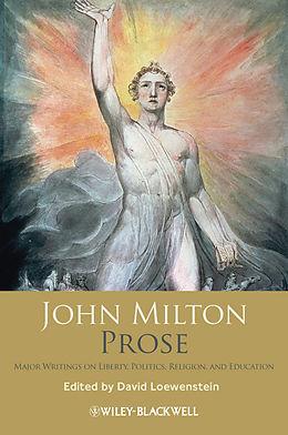 E-Book (pdf) John Milton Prose, von John Milton