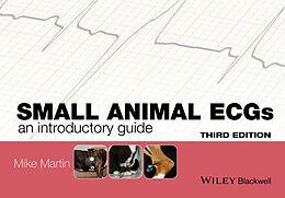 E-Book (epub) Small Animal ECGs von Mike Martin